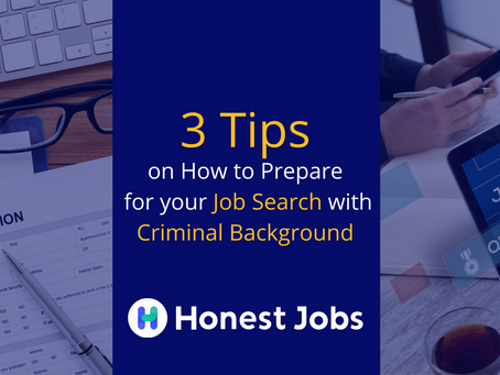 3 Tips on How to Prepare for Your Job Search with a Conviction