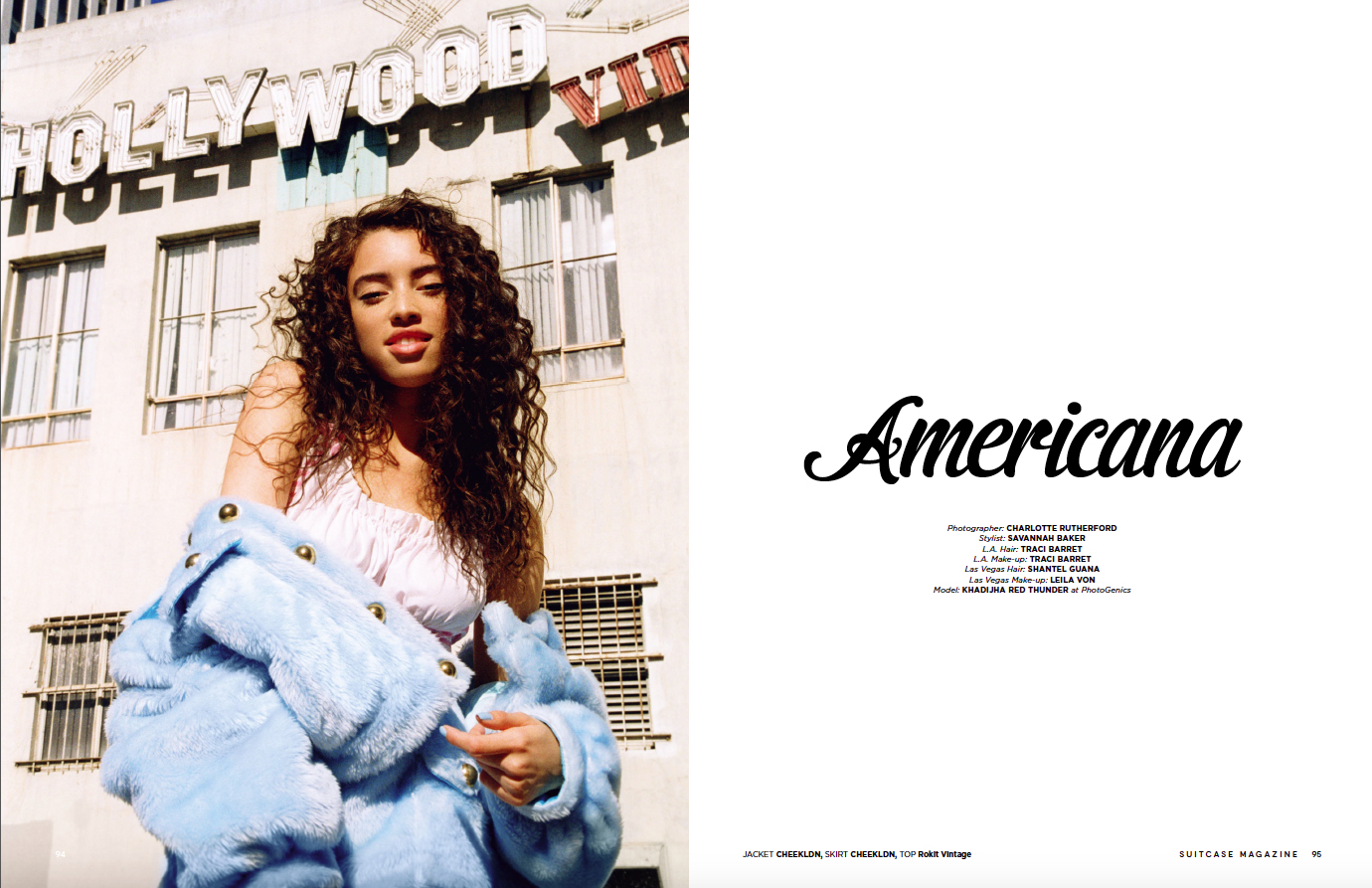 SuitCase Magazine Spring 205 Issue