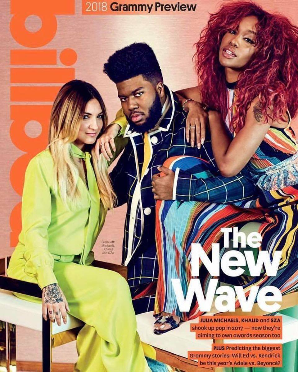 Cover Billboard Magazine