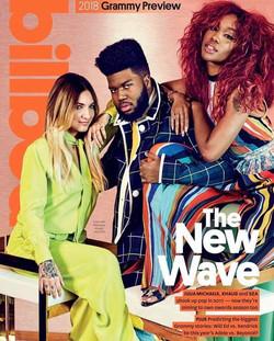 Cover Billboard Magazine