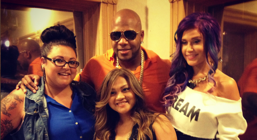 Flo Rida & StayC Reign