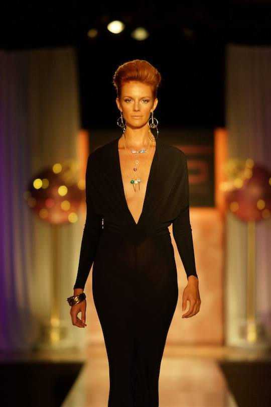 Simone I. Smith JewelryFashion Show