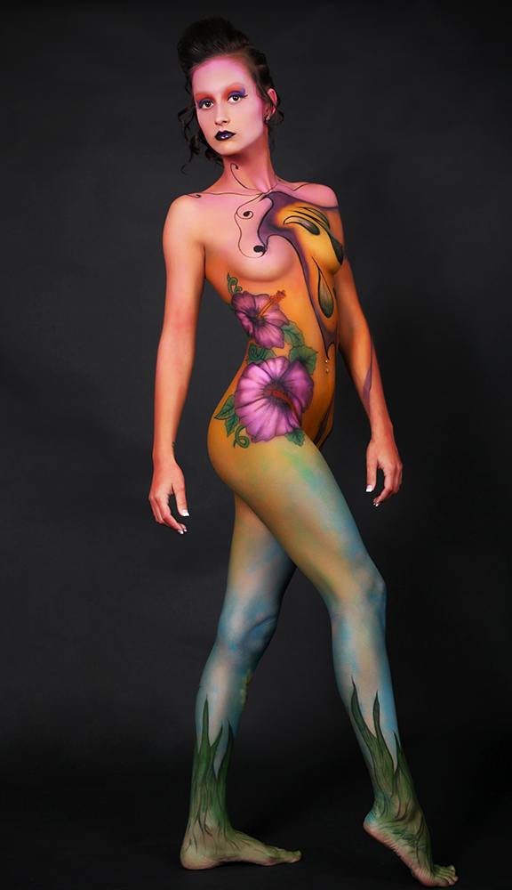 Artist Pamela