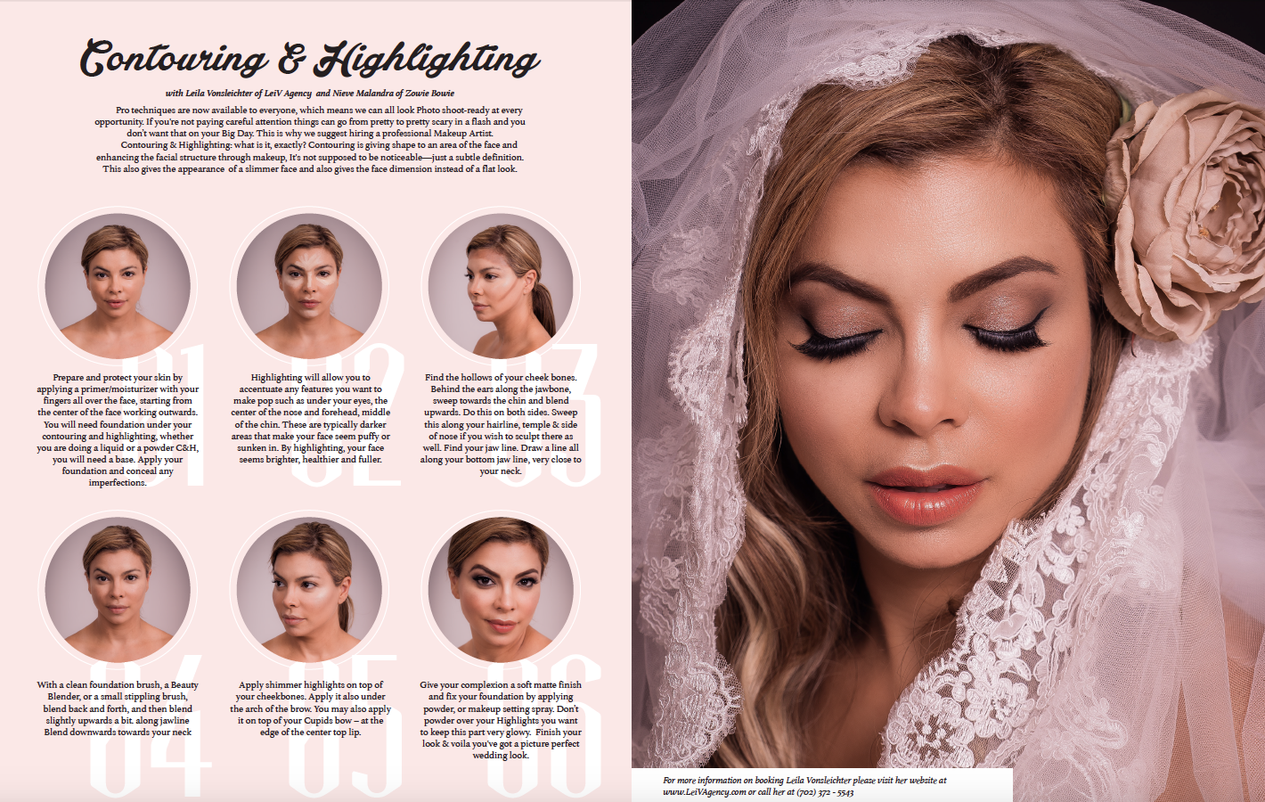For LOVE Bridal Magazine