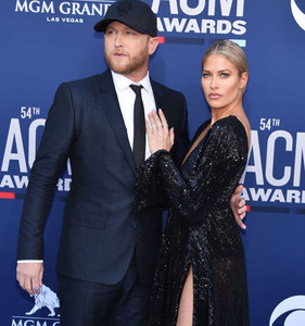 Barbie Blank & Cole Swindell