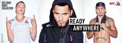 Reebok + UFC Campaign