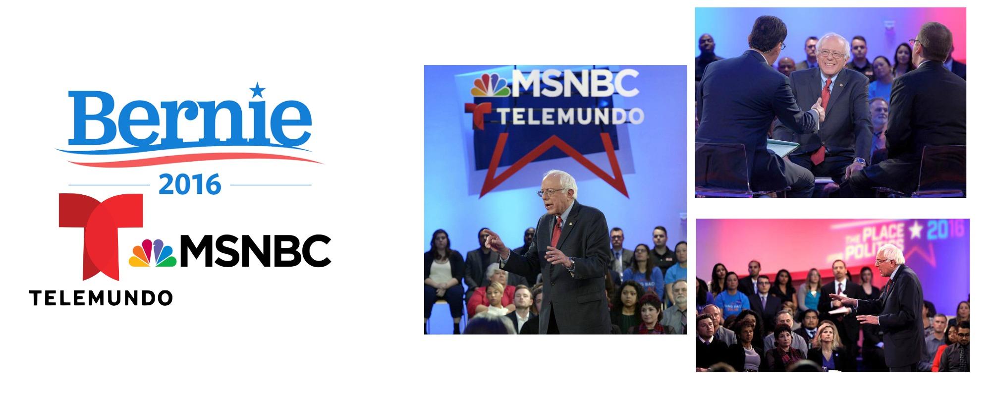 Bernie Sanders NV Town Hall Meeting