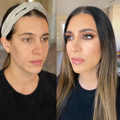 Brides By Leila  Before and After