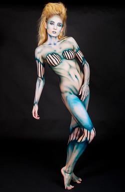 Las Vegas Top Body Airbrushing