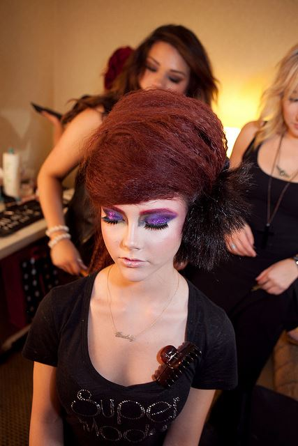 las vegas top makeup artist