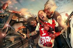 Las Vegas Top Zombie Makeup
