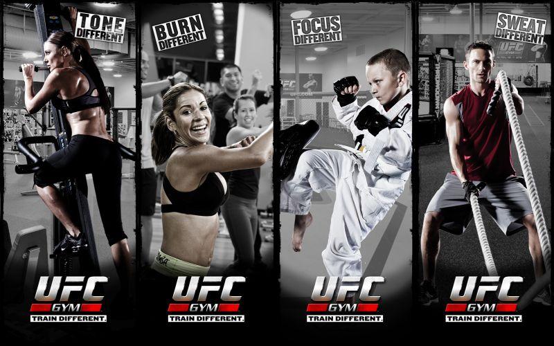 train different campaign UFC