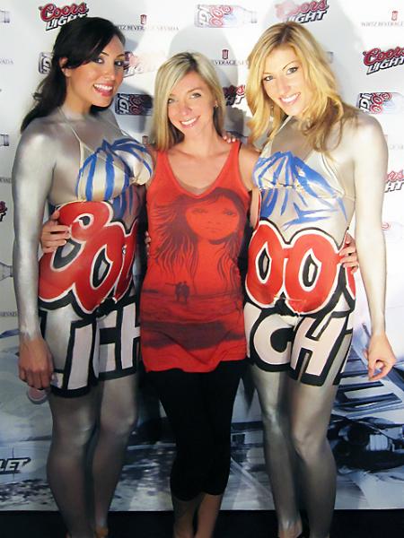 las vegas body painter body painting