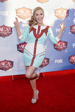 Ali Dee at American Country Awards
