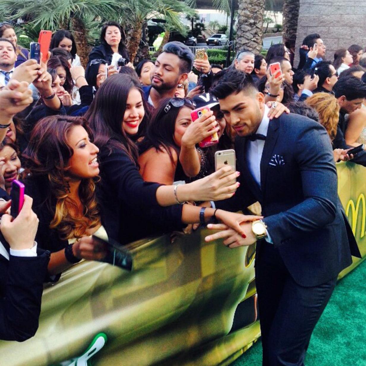 Mario - Latin Grammys 2014