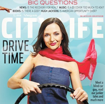 Cover of City Life Magazine