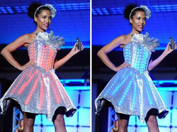 2014 Fashionware Show at CES