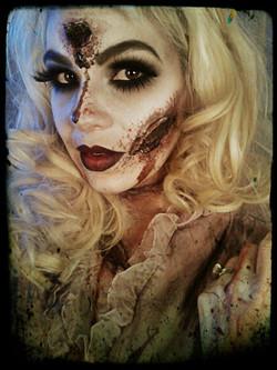 Las Vegas Top Halloween Makeup