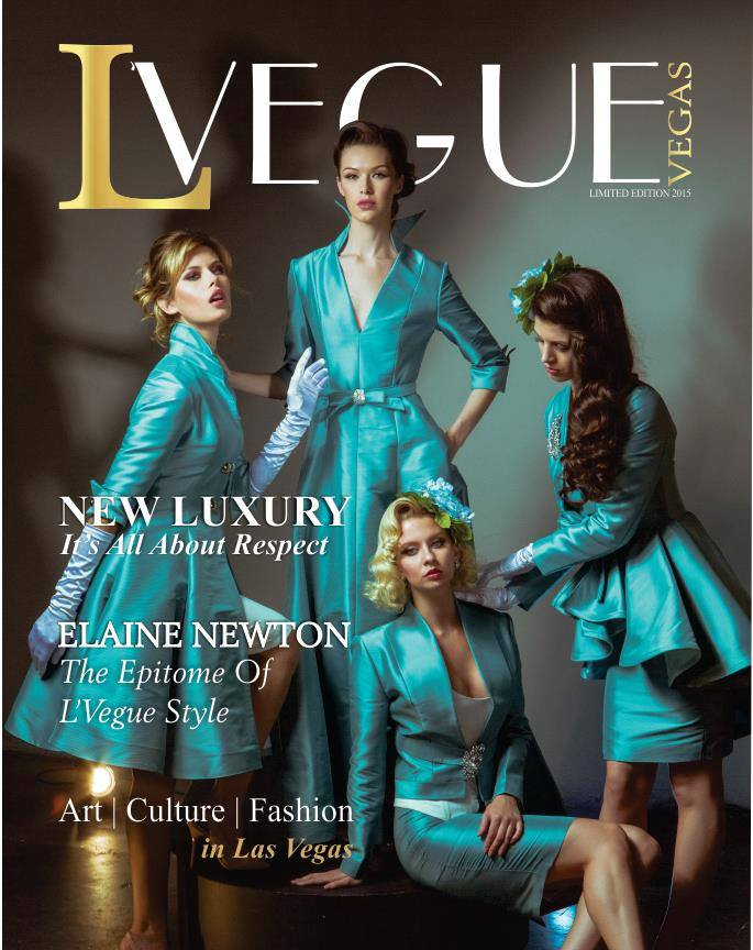 LVegue Vegas Magazine