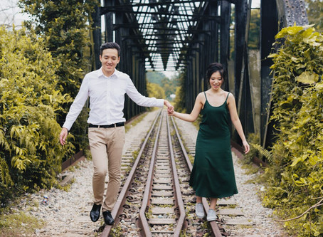 MUST GO PLACES FOR YOUR PRE-WED SHOOT