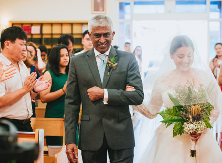 PLANNING FOR YOUR CHURCH WEDDING