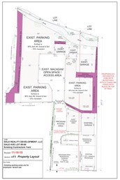 Dale Realty Development - Dale Ave Property Layout