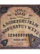 Antique Style Spirit Board