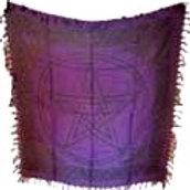 Pentagram Alter Cloth