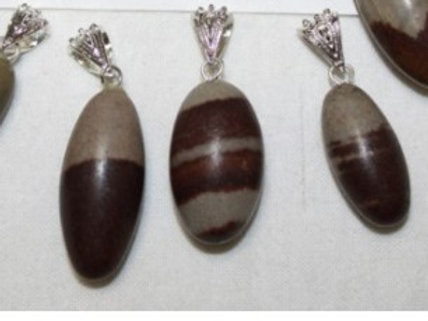 Shiva Lingham Pendants