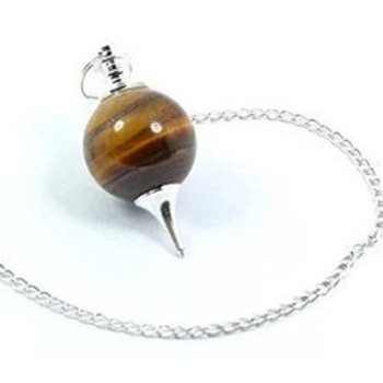 Tiger Eye Ball style Pendulum