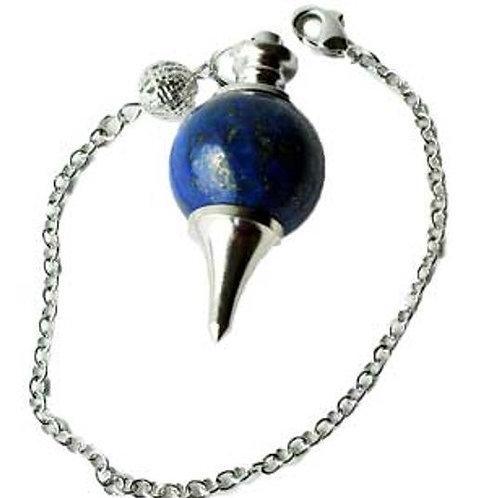 Lapiz Lazuli Ball Pendulum