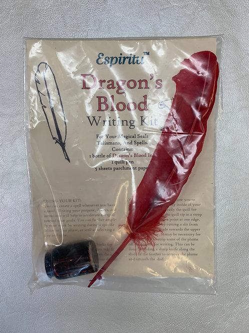 Dragons Blood Writing Kit