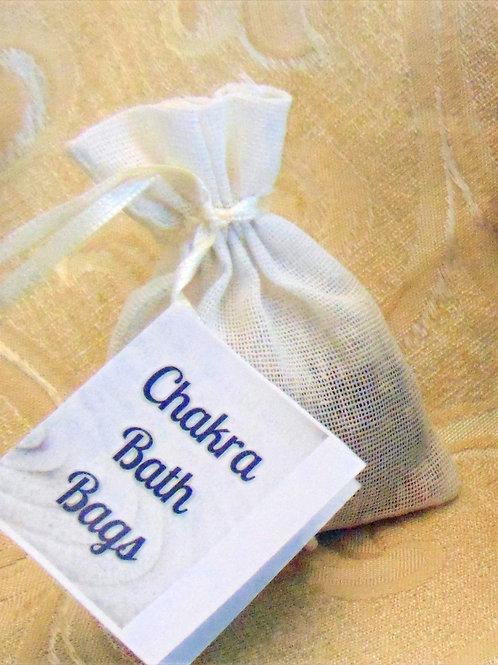 Chakra Bath Bags