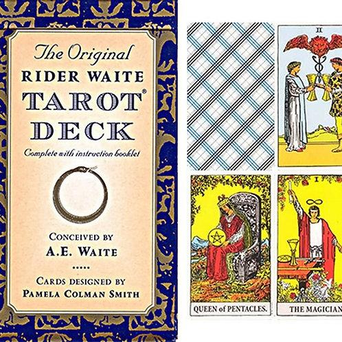 Tarot Deck & Book