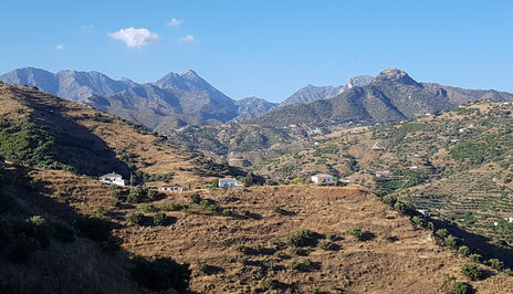 Parc naturel des Sierras de Tejeda, Almijara et Alhama