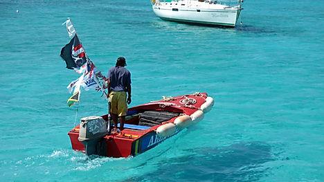 Croisière aux Grenadines, barrière de corail, Club de croisière, faire de la voile, apprendre la voile, croisière à la voile, croisière en catamaran, Transatlantique, transat, traversée de l'Atlantique, lagon