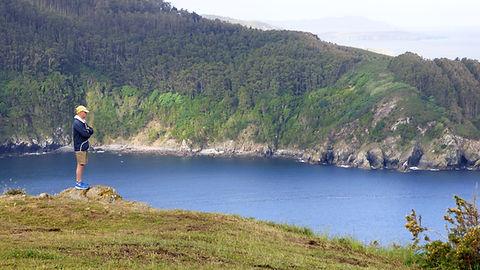 Cedeira, Ria de Cedeira, Club de croisière, Galice, faire de la voile, apprendre la voile, croisière à la voile, croisière en catamaran, Galice