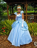 fairy princess party florida costumed characters