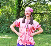 fairy princess party florida costumed characters pirate parties