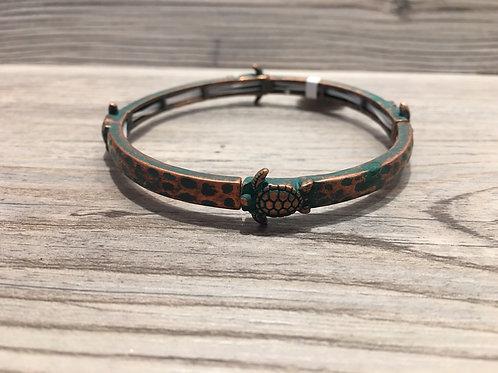 Sea Turtle Stack Bracelet