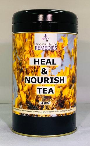 Heal & Nourish Tea