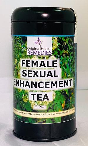Female Sexual Enhancement Tea