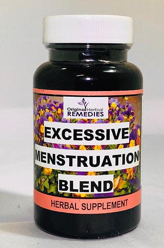 Excessive Menstruation Blend