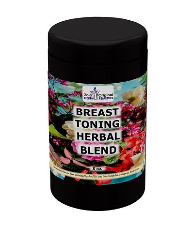 Breast Toning Herbal Blend