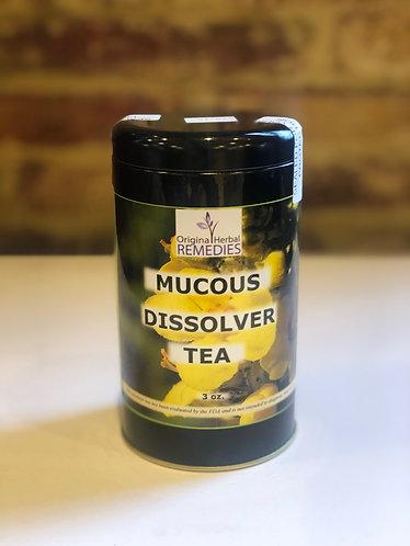 Mucous Dissolver Tea