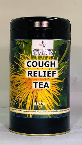 Cough Relief Tea