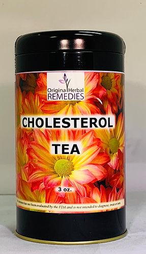 Cholesterol Tea