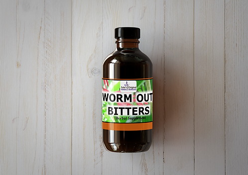 Wormout Bitters
