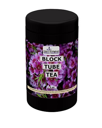Block Tube Tea