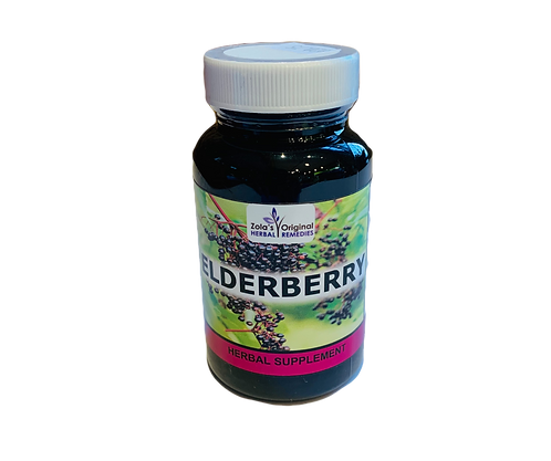 Elderberry ( Capsules)